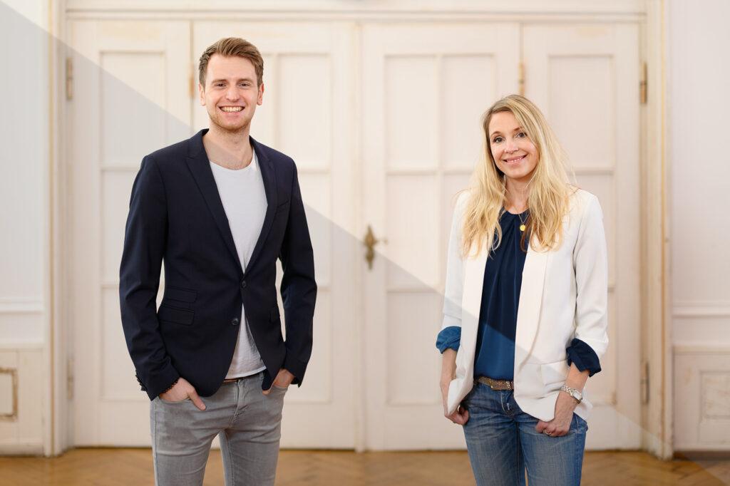 Fotoshooting für das RedeKunstWerk (mit Fotograf Moritz Fähse und Videograf Thomas Griesmann)